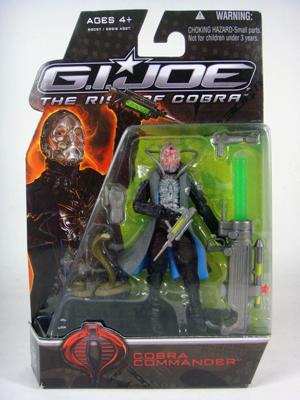 Cobra Commander 4E